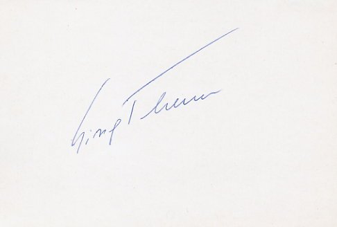 1980 Moscow Equestrian Gold ELISABETH THEURER Autograph 1980