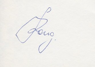 1980 Moscow Cycling Silver CZESLAW LANG Autograph 1980s