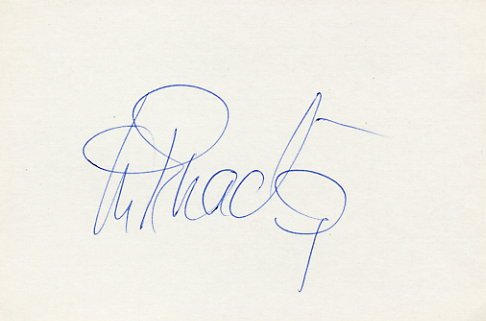 1972 Sapporo Alpine Skiing Gold MARIE THERES NADIG Autograph 1980