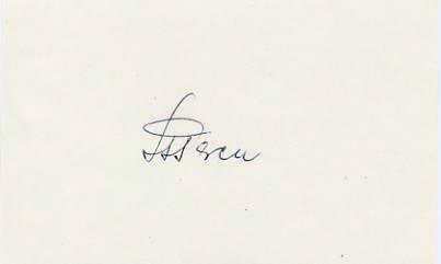 1968 Mexico City & 1972 Munich Fencing Bronze ANA PASCU Autograph 1980s