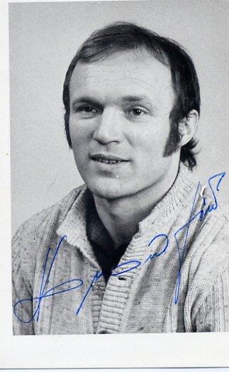 1972 Munich Handball Silver JIRI KAVAN  Hand Signed Photo