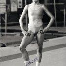 1980 Moscow Gymnastics Bronze KATHARINA RENSCH Hand Signed Photo