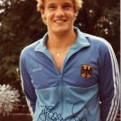1984 Los Angeles Water Polo Bronze HAGEN STAMM Hand Signed Photo