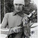1980 Lake Placid Biathlon Medalist EBERHARD ROSCH Hand Signed Photo 1980
