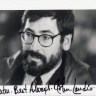 American Film Director & Producer JOHN LANDIS Hand Signed Photo 8x10