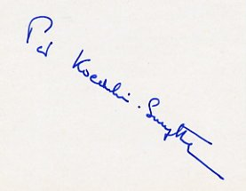 1956 Olympics Equestrian Bronze PAT SMYTHE  Autograph