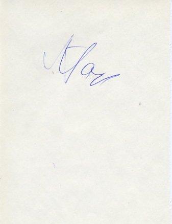 1997 Long Jump World Champion LYUDMILA GALKINA  Autograph