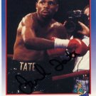 1984 Los Angeles Boxing Gold FRANK TATE  Hand Signed Kayo Boxing Card