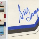 Olympic Diving Legend GREG LOUGANIS Autographed Card 1994 & HOF Card