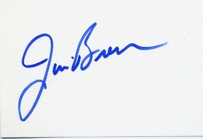 1972 Munich Basketball Silver & NBA  JIM BREWER Autograph