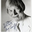 Bandleader, Musician & Composer RAY CONNIFF  Hand Signed Photo 8x10