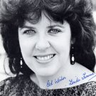 Scottish Mezzo-Soprano LINDA FINNIE Autographed Photo 4x6