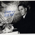 Estonian Painter EVALD OKAS Hand Signed Photo 5x7 from 1978