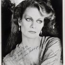 NYCB Ballet Dancer KARIN von AROLDINGEN Hand Signed Photo 8x10