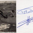 1988 Seoul Sailing Gold JEAN-YVES le DEROFF / NICOLAS HENARD Autographs 1988