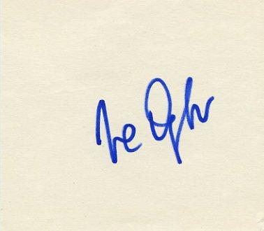 1988 Seoul Swimming Gold UWE DASSLER Autograph 1988
