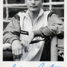 1988 Seoul Boxing Gold ANDREAS ZULOW Hand Signed Photo