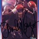 1988 Seoul Boxing Gold ANDREW MAYNARD Autographed Kayo Boxing Card #2