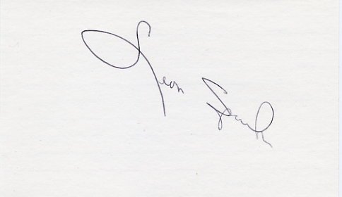 1976 Montreal Boxing Gold & Heavyweight World Champ LEON SPINKS Autographed Card #3