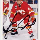 1992 Albertville Ice Hockey Silver KEVIN DAHL 1992 Upper Deck Autographed Rookie Card