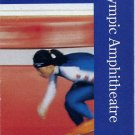 1994 Lillehammer - Hamar Olympic Amphitheatre Flyer