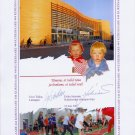 1988 Seoul & 1992 Barcelona Cycling Gold ERIKA SALUMAE Autographed Print 8x12
