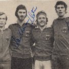 1972 Munich Athletics 4x100m Relay Bronze KLOTZ / EHL Autographs 1970s