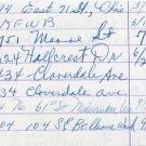 Baseball - Seattle Rainiers K CHORLTON & BOB WILSON w/ Rogers Hornsby  Autograph Note Signed 1952