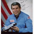 NASA Astronaut ROBERT PARKER Autographed Photo 8x10