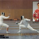 1992 Barcelona Fencing Gold ULRICH SCHRECK Autographed Photo 1988