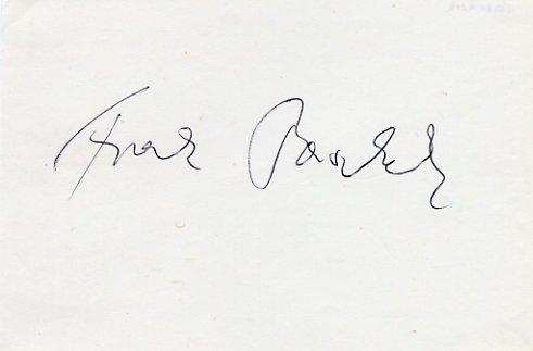 1980 Moscow Athletics Long Jump Silver FRANK PASCHEK Autograph 1980 #2