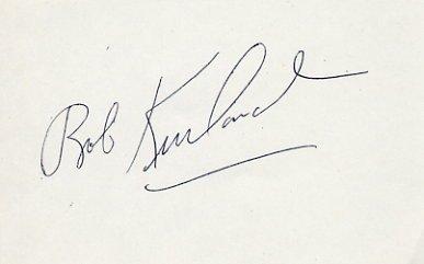 1948 London & 1952 Helsinki Basketball Gold BOB KURLAND Autograph