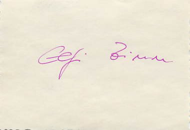1976 Montreal Athletics 800m Bronze ELFI ZINN Autograph