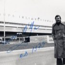 Estonian - Polish Actor BRUNO O' YA Autographed Photo 1979