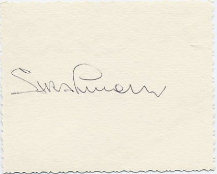 1980 Moscow Athletics High Jump Gold & WR SARA SIMEONI Autograph 1980 #2