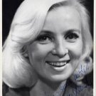 Estonian Actress ADA LUNDVER Autographed Photo 1968