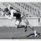 1950s Kansas Track Star DICK BLAIR SP 8x10 Photo DUKE D AMBRA