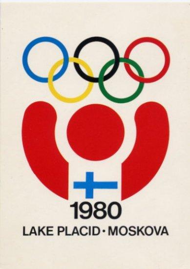 1980 Moscow Archery Bronze PAIVI MERILUOTO Autograph 1980