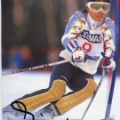 1980s Alpine Skiing Star ERIKA HESS Hand Signed Magazine Picture