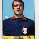 1968 Panini Campioni Dello Sport - #111 ENRICO ALBERTOSI