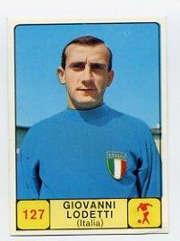 1968 Panini Campioni Dello Sport - #127 GIOVANNI LODETTI