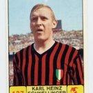 1968 Panini Campioni Dello Sport - #137 KARL HEINZ SCHNELLINGER