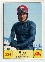 1968 Panini Campioni Dello Sport - #224 BILL IVY
