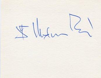 1968 Mexico City Modern Pentathlon Gold ISTVAN MONA Autograph 1980s