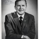 Governor of Oklahoma DEWEY BARTLETT SP 8x10 from 1975