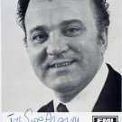 Great Swedish Tenor NICOLAI GEDDA Hand Signed Photo Card