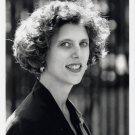 American Economist & Sociologist JULIET SCHOR Autographed Photo 5x7 from 1992