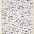 Famed Soviet Poet & Novelist MARIETTA SHAGINYAN Autograph Letter Signed 1967