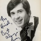 Broadway Star LEE ROY REAMS Autographed Photo 1970s