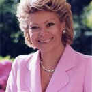 Luxembourg Politician European Commissioner VIVIANE REDING Signed Photo 6x8 from 1999